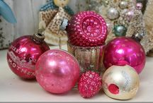A Vintage Christmas / by The Sweet Life