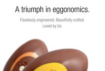 "Co-operative ""Loved By Us"" Easter 2015 campaign and website / The 2015 Co-operative Easter campaign site www.easterlovedbyus.com A website and social campaign to promote The Co-operative's Loved by Us Easter egg range with a brief to the project team at Amaze to deliver something different with an emphasis on the quality of the 3 core products. The campaign attracted over 40,000 visitors to the site and 37,000 Facebook likes over a 4 week period. Project Manager: Samantha Scott Creative: Laura Marshall / Tom Killen Developers: James Hill / Tom Dickie"