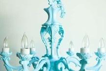 Tiffany Blue / by Shani Widby
