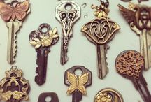✄ CRAFTS: I Have The Keys Dear!! / by Carla Meisberger Vaught