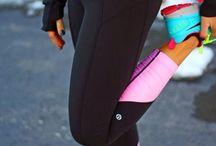 sporty leggings inspiration