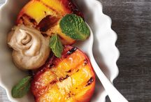 Best Peach Recipes / by Kathie Levergood