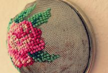 Embroidery and Cross Stitch / Beautiful Hand Work