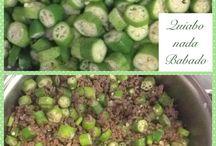 Legumes e Verduras / Receitas saudáveis com legumes e verduras.