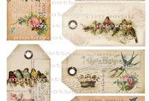 Tags and Cards