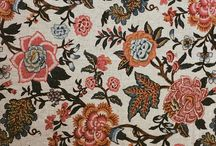 patterns, textiles