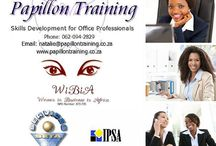 Papillon Training / a successful company that provides skills development and training for office staff. https://www.facebook.com/groups/1707167029521715/