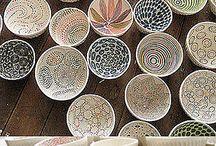 模様 陶器
