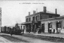 Gare de Coutances / Retrouvez votre gare sous toutes les coutures !