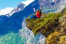 a csodálatos Norvégia