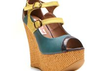 Two Lips Shoes -  Wedges