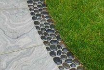 Zenefas piedra exterior