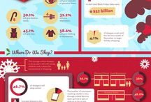 Christmas and other seasons / Infographics on seasonal marketing  Compiled by the people who brought you the Intellipcoket Studio mobile loyalty application   https://studio.intellipocket.com