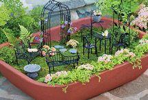 Älvträdgård och tillbehör