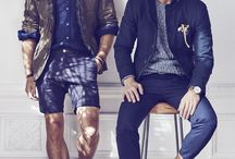 Spring looks for men / by Yorkdale Style