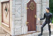 1:6 scale fantasy/medieval