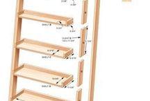 Lieverds huisje - ladderkast