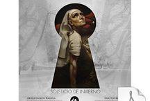 Mistérica Ars Secreta Nº 5 - Solsticio de invierno 2015 / Imágenes de los distintos artículos de la revista Mistérica Ars secreta Nº 5