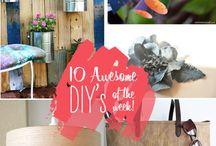 Do You Like To DIY / by Andrea D