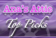 Books with Hot Sex and Great Stories / by Ana's Attic