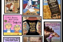 Bbooks Used for Persuasive Writing