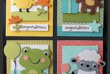 Card Ideas - baby/kids