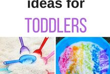 Montessori ideas for toddler