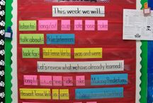 Learning intentions/ success criteria
