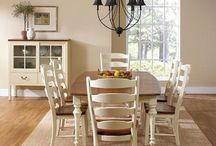 Rustic / Farm House / Inspiration and Products Available Through Reliable Home Furniture!