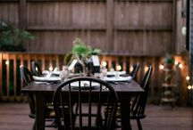 For the parties! / Food and decor for all of our parties  / by Ashley Sauls Worley
