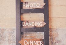 Rustic Wedding Scenes
