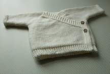 Premature baby knitting