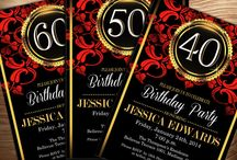 25th Birthday Dinner Party