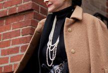 old lady fashion
