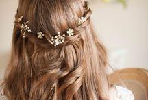 summer brides hair