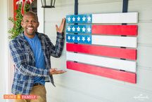 Ken's 4th of July & Memorial Day DIYs