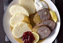 Czech meals