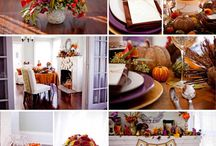 Thanksgiving  / by Kate Mitchell