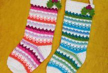 Xmas crochet