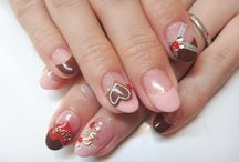EVENT nail / New Year, Valentine's Day, graduation, admission, festival, Halloween, Christmas... NAIL's 季節のイベントに合わせたネイル お客様ネイルアルバム