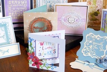 Die Cutting Inspiration / Tattered Lace Dies are detailed and delicate, this range of dies will give you that truly intricate look. / by Tattered Lace Dies