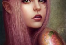 Faerie / by fairywingsandtutus