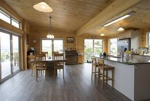 Lockwood Taupo Home / This home was designed around one of Lockwoods Lifemark accredited plans.