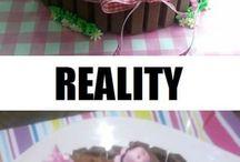 Expectation & reality/Espectativa & Realidad