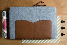 Macbook Felt Sleeve