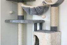 Torres para gatos