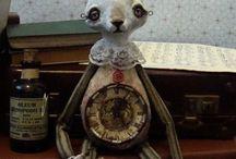 Marionette/dolls