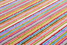 Striped fabrics / See just some of our striped range of fabrics. Suitable for upholstery, curtains, seating and cushions