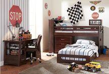 Liam's Big Boy Room