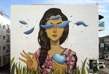 Murals/walls